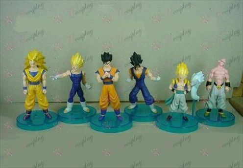 13 generations 6 Dragon Ball Accessories Bottom (109