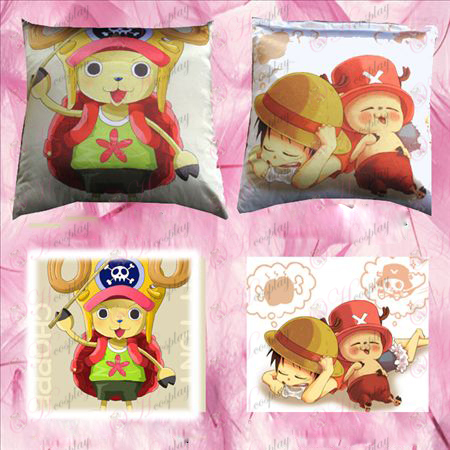94 # full-color square pillow (Lufeiqiaoba Dream)