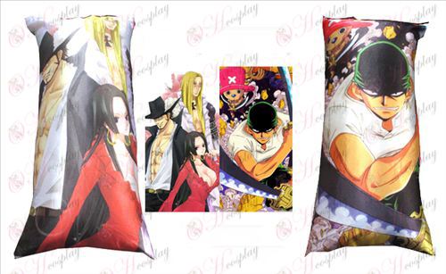 79 # full-color long pillow (One Piece Accessories Sauron Hawkeye)
