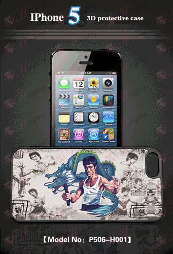 3D mobiltelefon skal Apple 5 - Bruce Lee