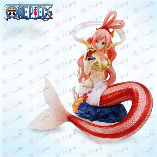 One Piece AccessoriesPOP Fish Isle of Man Baixing Gong Master Potter Boxed Genuine hand to do 23CM