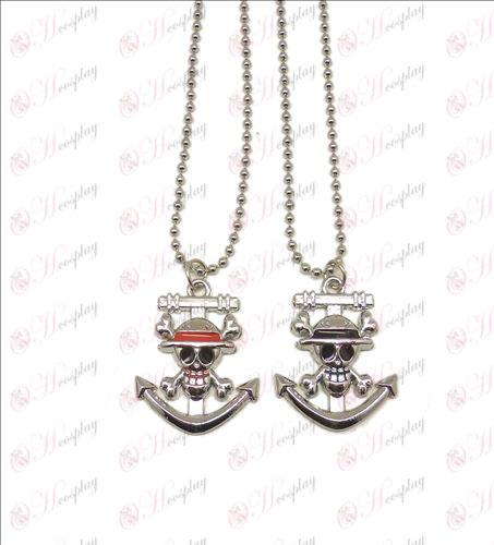 Luffy par halskæde (box)