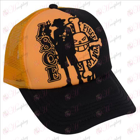 Fargerike Hat (One Piece Tilbehør Exelon)