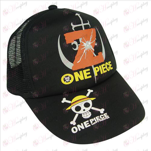One Piece Accessories Hats (Z words)