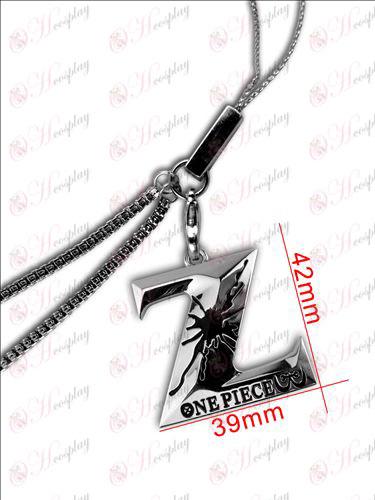 One Piece AccessoriesZ logo phone chain