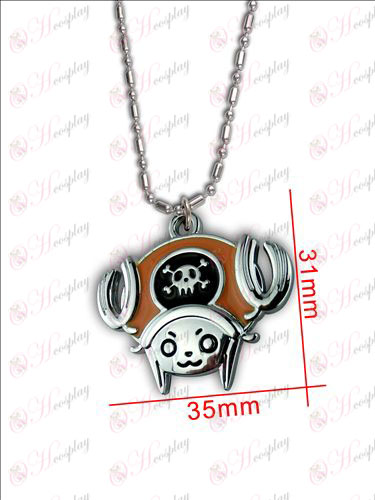 One Piece Accessories2 years Houqiao Ba necklace