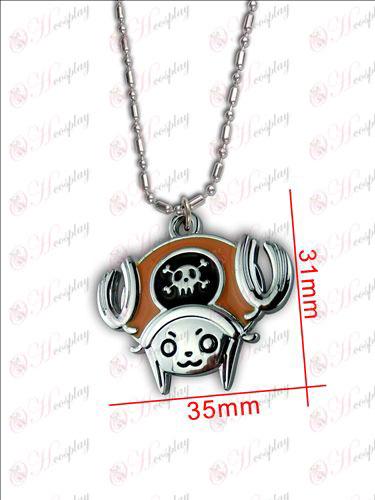 One Piece Tillbehör2 år Houqiao Ba halsband