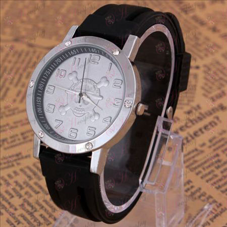 One Piece Accessories embossed with diamond watches