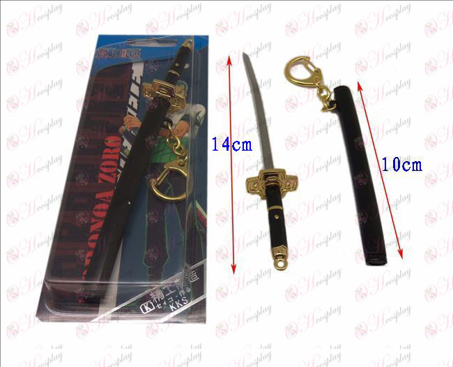 DOne Piece Accessories Sauron Snow Walking sheath knife buckle