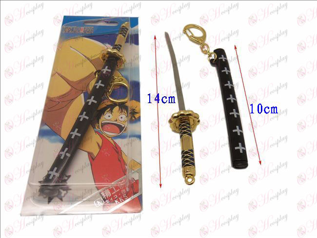 DOne Piece Accessories Luo sheath knife buckle