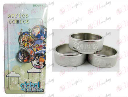 One Piece Accessories Aiskaer mounted frosted Ring