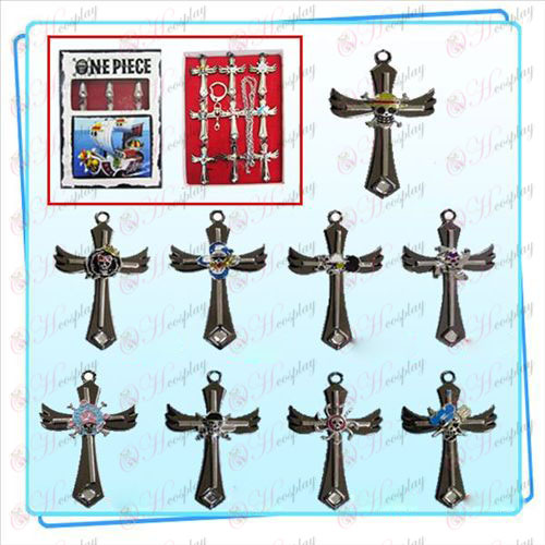 9 Set Pirate King Angel Cross