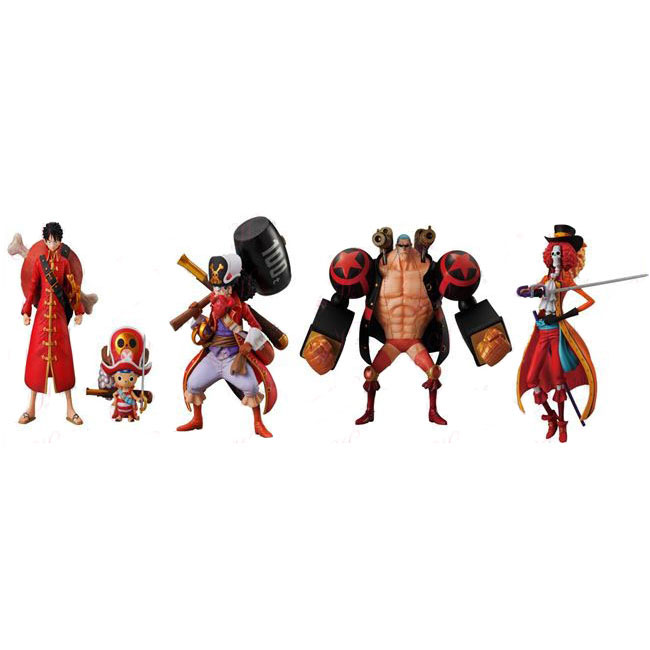 74 Generation 5 models pirate doll