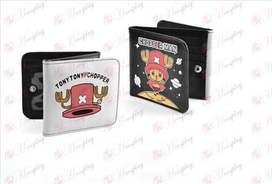Chopper One Piece Accessories-fold wallet