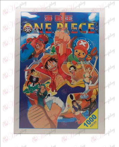 One Piece Accessories puzzle 1403