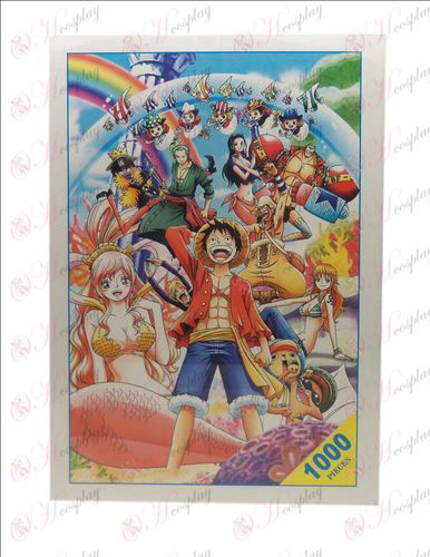 One Piece Accessories puzzle 1402