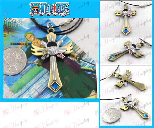 Sauron necklace bronze