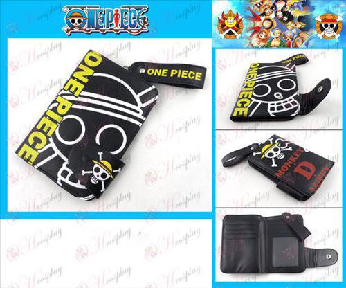Luffy in wallet 2