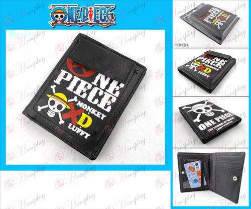 Luffy short wallet