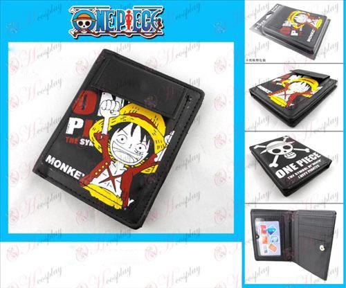 Luffy short wallet 2