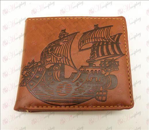One Piece accessoires Sun Boat portefeuille (Jane)