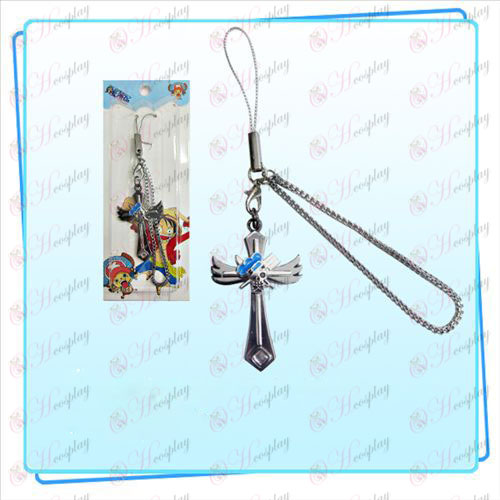 One Piece Accessories Sunkist logo wings Cross Strap