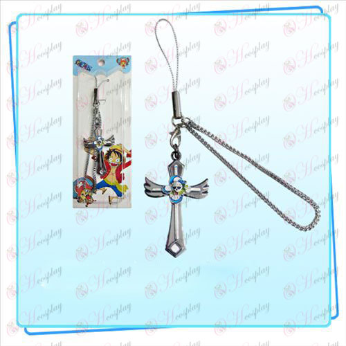 Nami One Piece Accessories Cross Strap flag wings