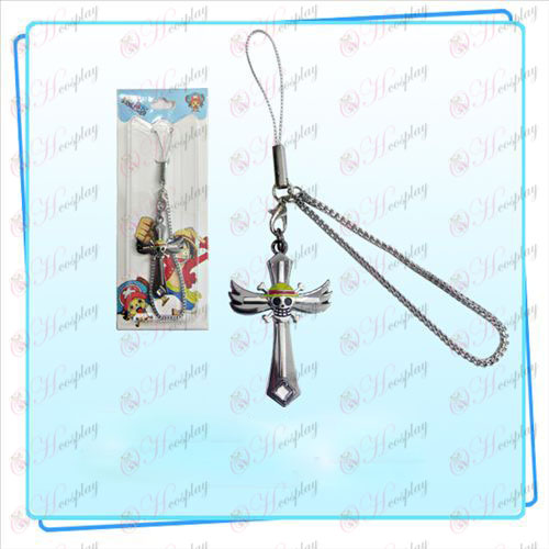 One Piece Accessoires Luffy vlag vleugels Cross Strap