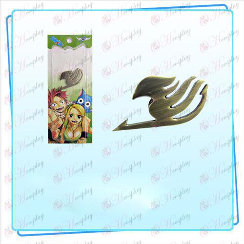 Fairy Tail Аксесоари лого брошка (бронз)