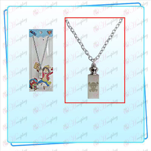 One Piece Accessories weights necklace