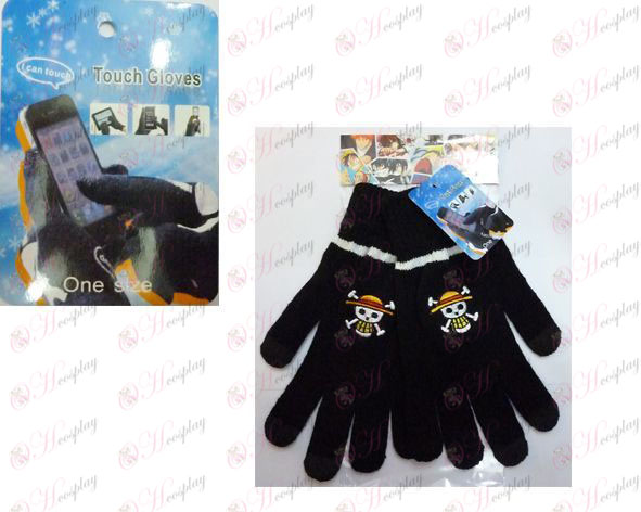 Guantes Touch One Piece Accesorios logo
