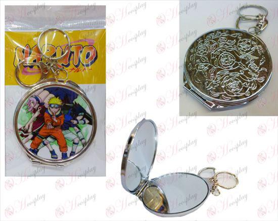 Naruto round mirror -2