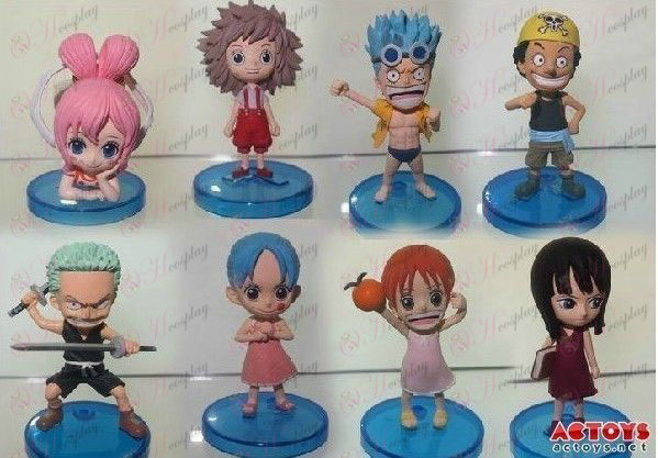 72 on behalf of eight One Piece Accessories Base