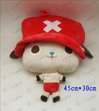 2 # Little Joe plush Shou Wu (red)