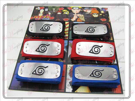 Naruto konoha headband Value 3 colors
