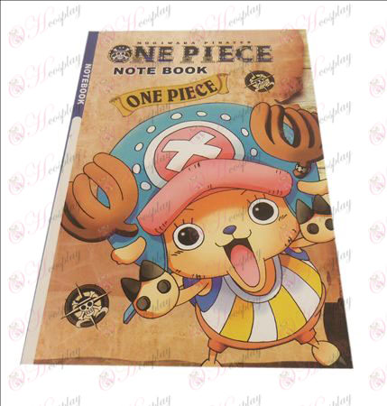 One Piece Chopper Zubehör Notebook