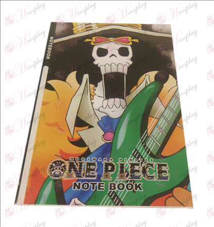 One Piece Accessories Brook notebook