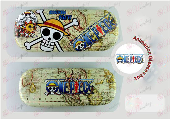 Ruffy Pirate skull briller saken