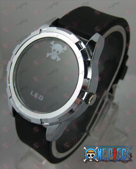 Personality scrolling LED-One Piece Accessories