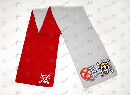 One Piece Accessories Luffy-color double-sided Scarf