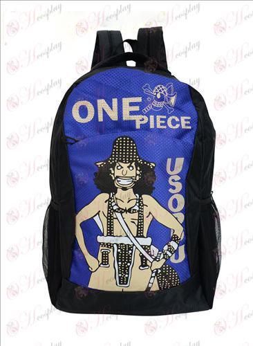 1224One Piece Kiegészítők Usopp hátizsák