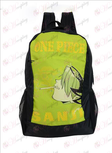 1224One Piece Accessories Sanji Backpack