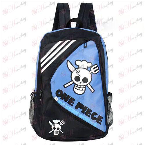 1225One Piece Tilbehør Sanji Backpack