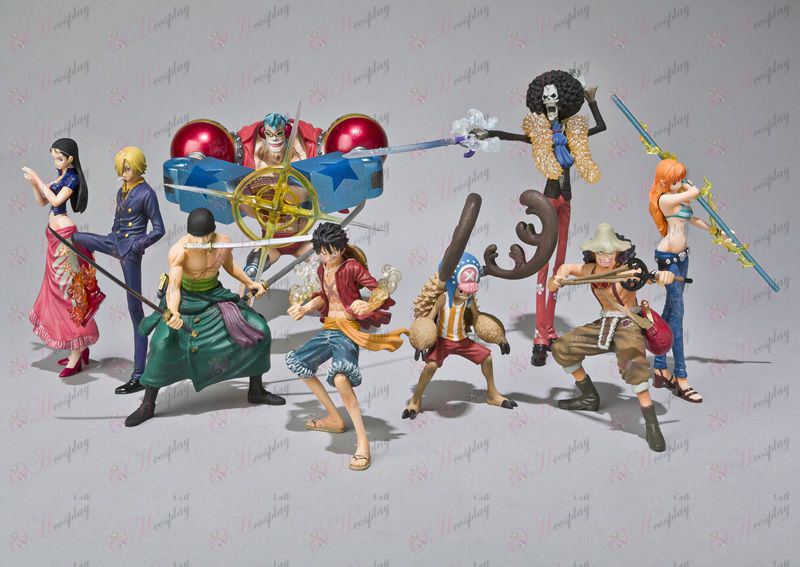 A generation of pirates -2 9 years after the boxed beautifully One Piece Accessories