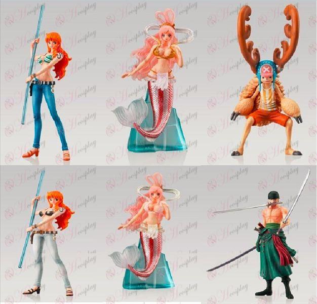 69 Geração 6 One Piece Acessórios berço boneca