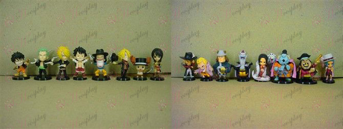 61 on behalf of 16 models of One Piece Accessories doll cradle