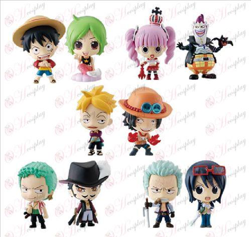 67 Generatie 10 One Piece Accessoires Doll