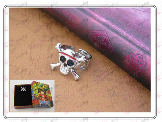 One Piece Accessories Kito big ring (black)