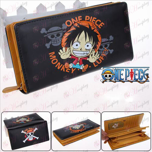 One Piece Accessories Luffy PVC wallet