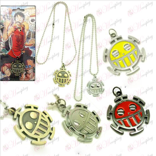 One Piece Accessories - sign pendant necklace